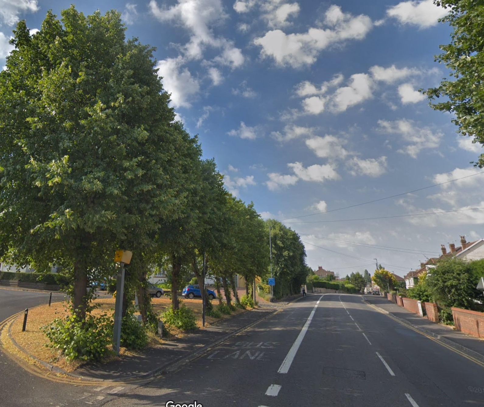 Filton speed camera is most active in residential areas